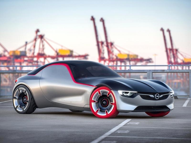 Photo of Opel GT – megmarad koncepciónak