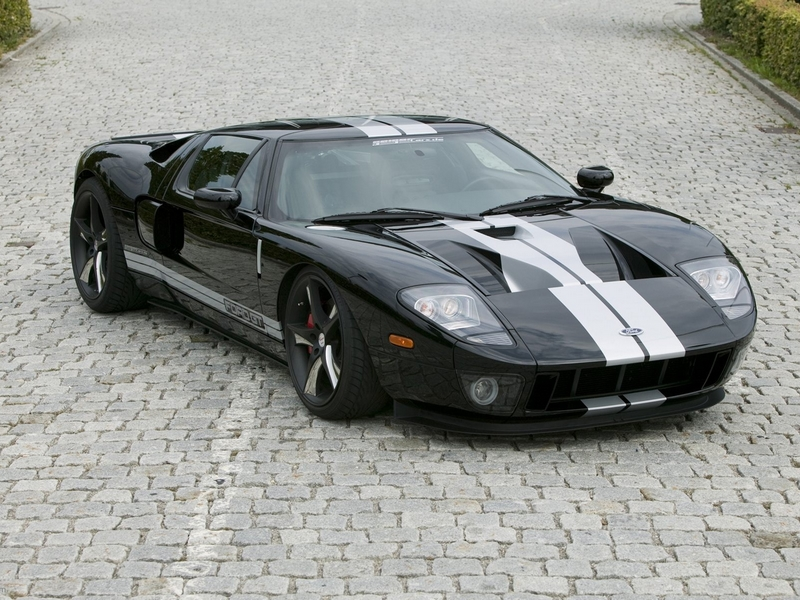 Photo of Ford GT