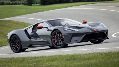 Photo of Újabb limitált kivitel: íme a Ford GT Carbon