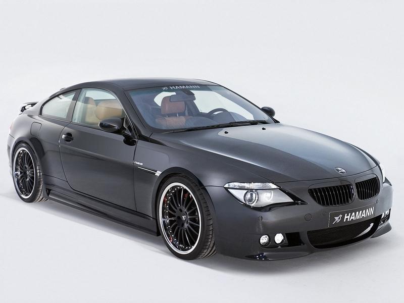 Photo of BMW 645 Hamann