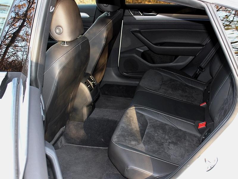 Volkswagen Arteon belső