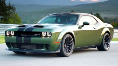 Photo of Dodge Challenger SRT Hellcat Redeye – pokoli jószág