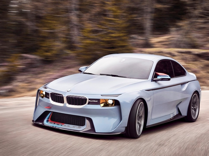 Photo of BMW 2002 Hommage