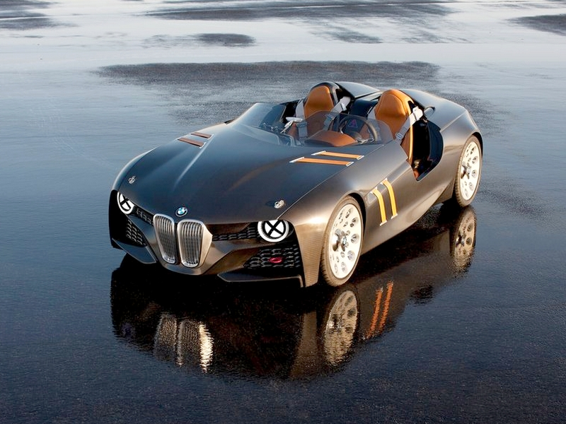 Photo of BMW 328 Hommage Concept
