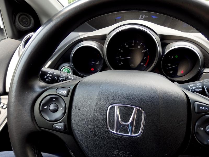 Honda Civic műszerfal