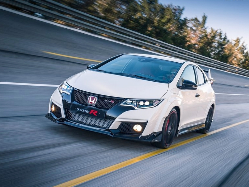 Photo of Turbómotoros vadállat – Honda Civic Type R