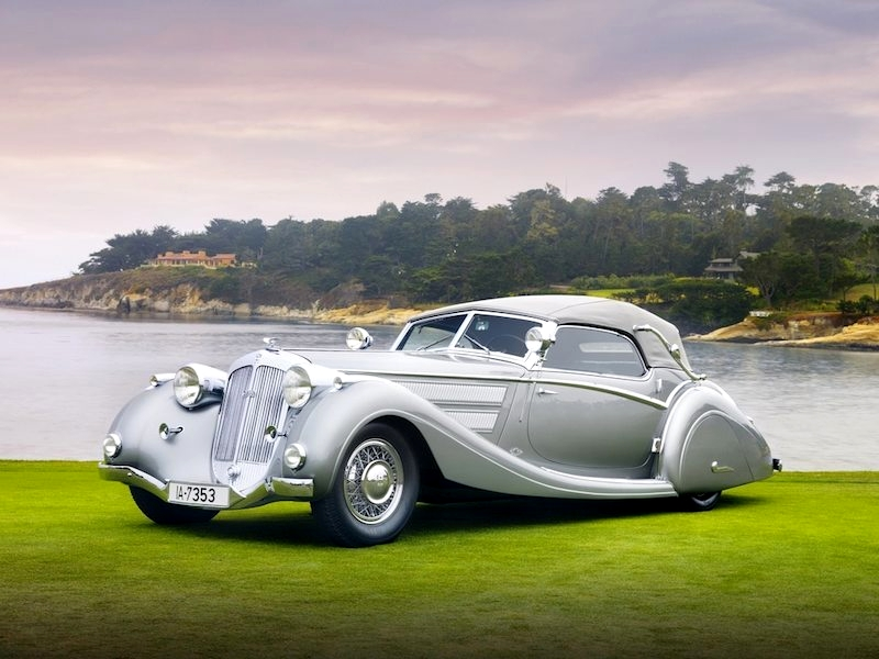 Photo of Horch 853 Voll & Ruhrbeck Sport Cabriolet
