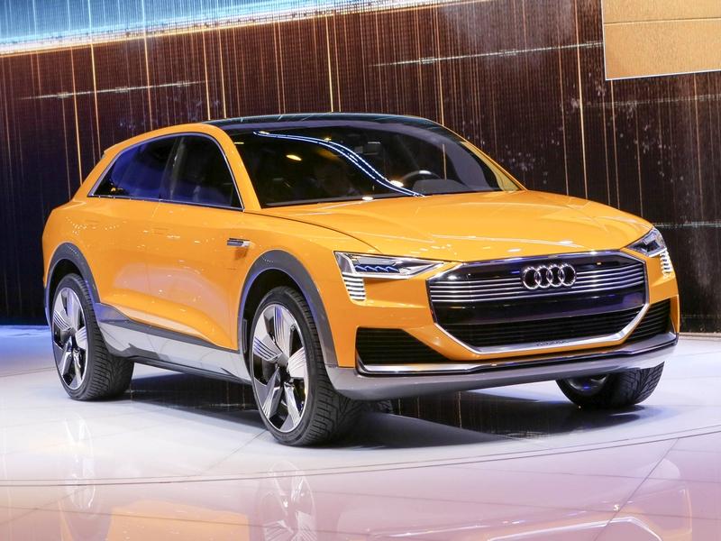 Photo of Audi h-tron quattro – hidrogéncellás koncepció
