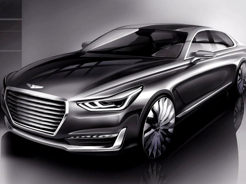 Photo of Hamarosan leleplezik a Hyundai új luxuscirkálóját