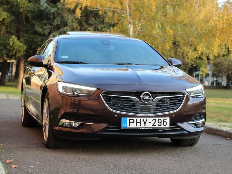 Photo of Opel Insignia Grand Sport teszt – erős búcsú