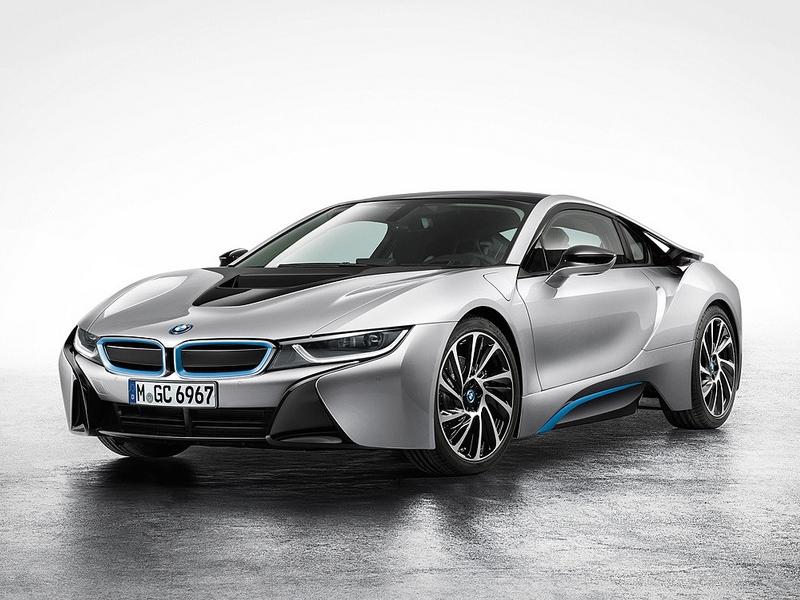 Photo of Környezetbarát vadállat – BMW i8
