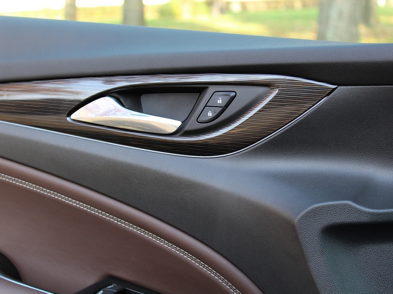 Opel Insignia kilincs