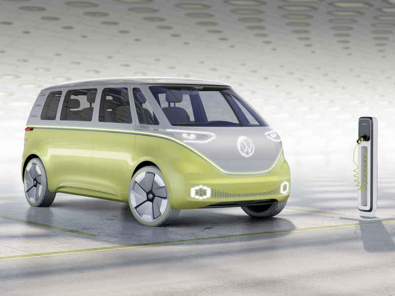Photo of Volkswagen I.D. Buzz