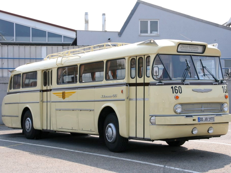 Photo of Ikarus 66 nosztalgiajárat