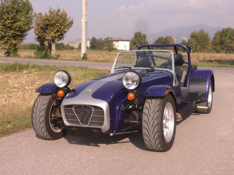 Photo of Caterham Roadsport 120