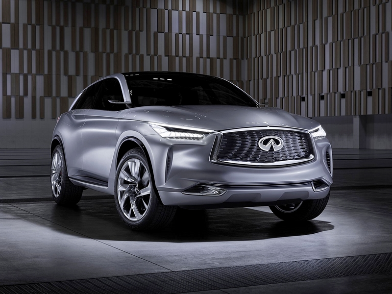 Photo of Infiniti QX Sport Inspiráció