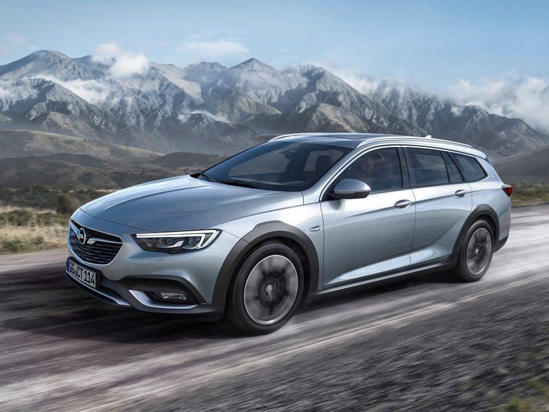 Photo of Opel Insignia Country Tourer