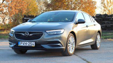 Photo of Opel Insignia Grand Sport 1.5 Turbo teszt – visszafogott óriás