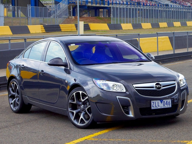 Photo of OPC Opel Insignia Unlimited