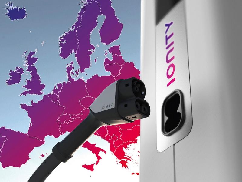 Photo of Páneurópai járműtöltő-hálózat épül