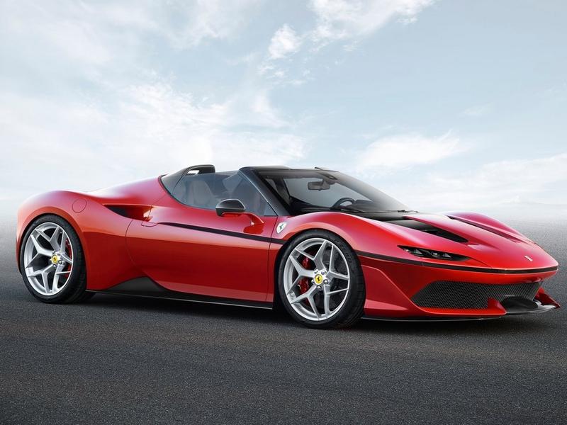 Photo of Ferrari J50 tokiói premier