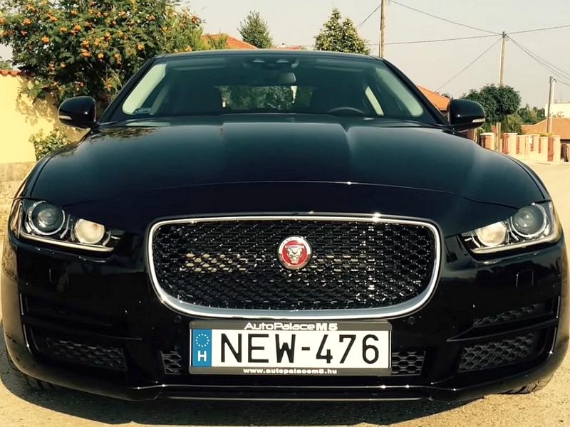 Photo of Autósmozi: Jaguar XE
