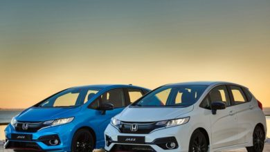 Photo of Honda Jazz facelift