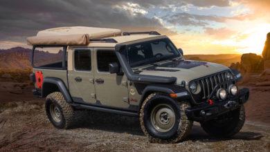 Photo of Jeep Wayout – terepjáró kilátással