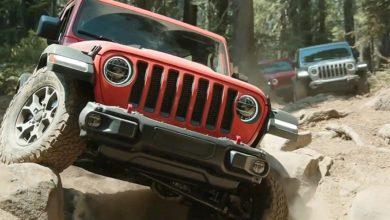 Photo of Terepen az új Jeep Wrangler Rubicon