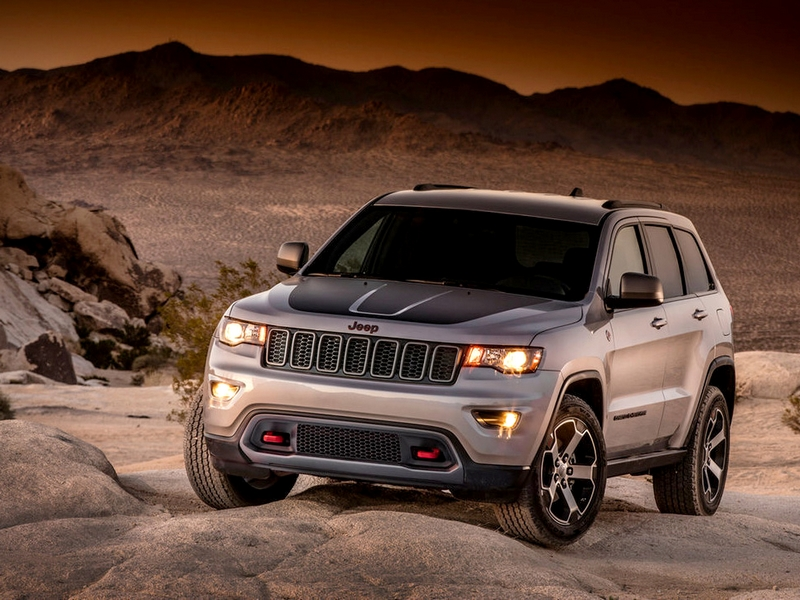 Photo of Jeep Grand Cherokee Trailhawk