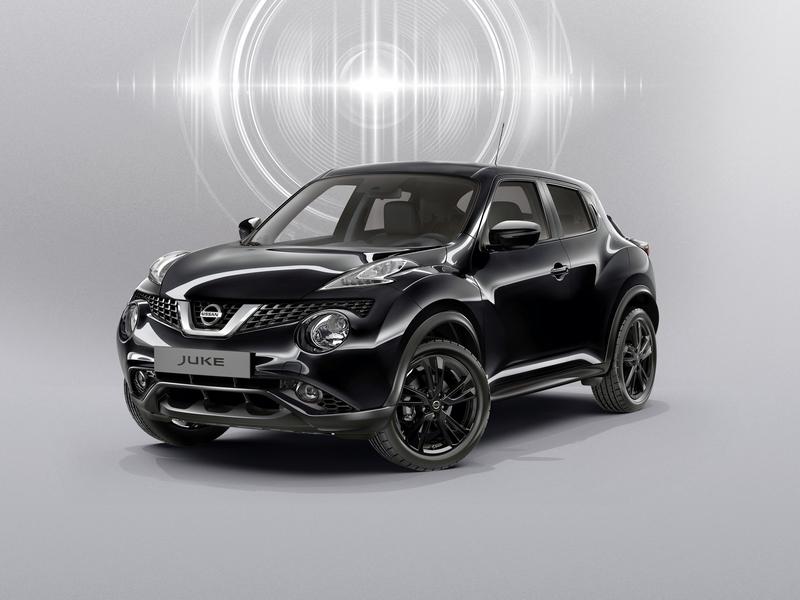 """Photo of Megérkezett a """"darkos"""" Nissan Juke"""