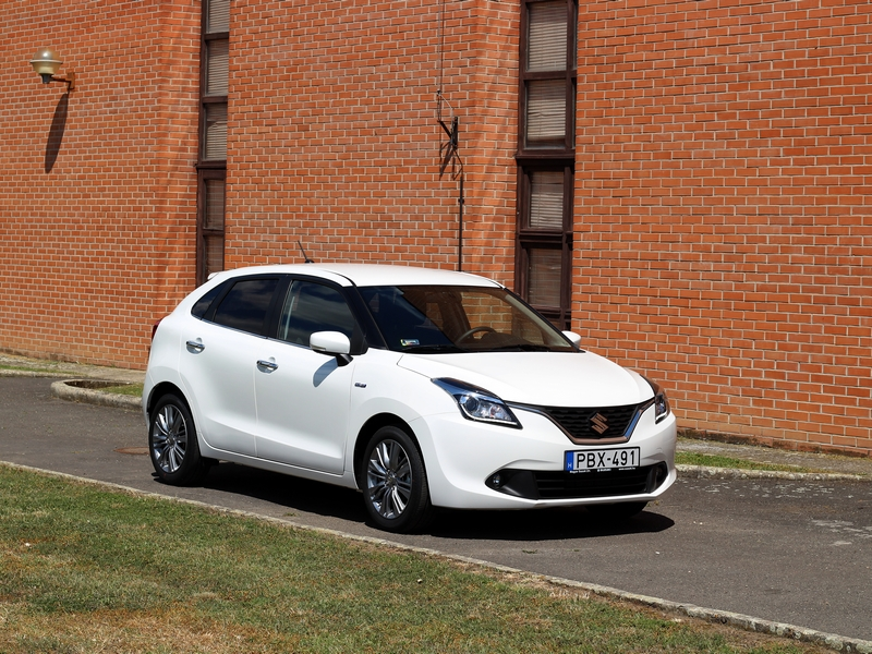 Photo of Suzuki Baleno SHVS teszt – hóbagoly