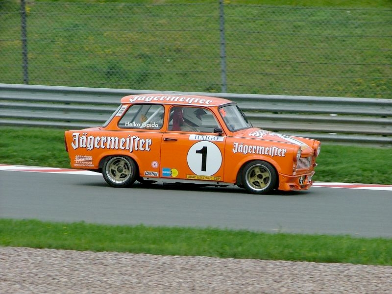 Photo of Trabant 601 RS a Sachsenringen