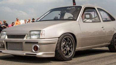 Photo of Opel Kadett 1257 lóerővel