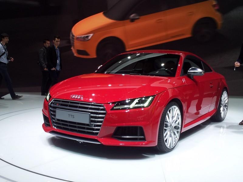 Photo of Audi TT 3. generáció