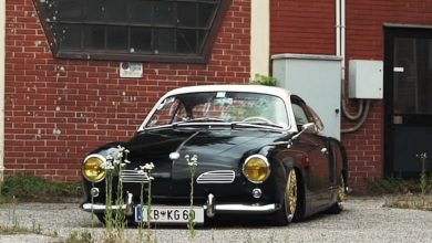 Photo of Volkswagen Karmann Ghia Type 14
