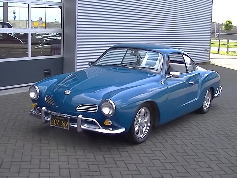 Photo of Volkswagen Karmann Ghia