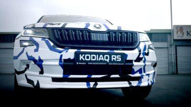 Photo of A Nürburgringen tették próbára a Škoda Kodiaq RS-t