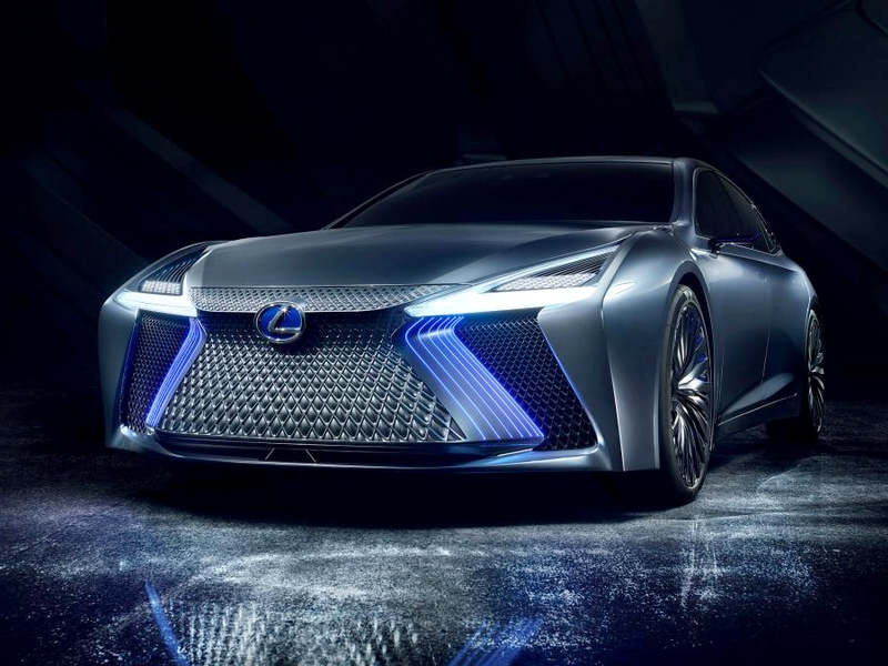 Photo of Lexus LS+ koncepció