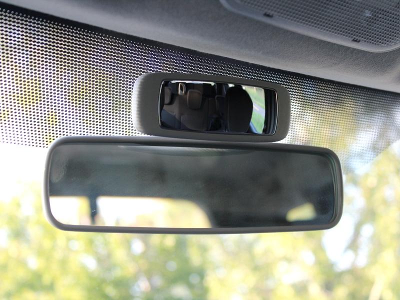 Dacia Lodgy tükör