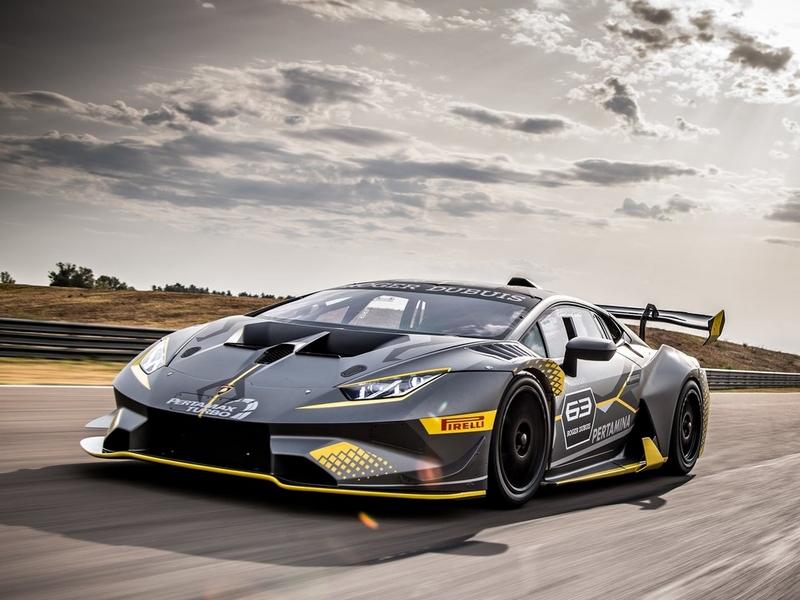 Photo of Lamborghini Huracán Super Trofeo EVO