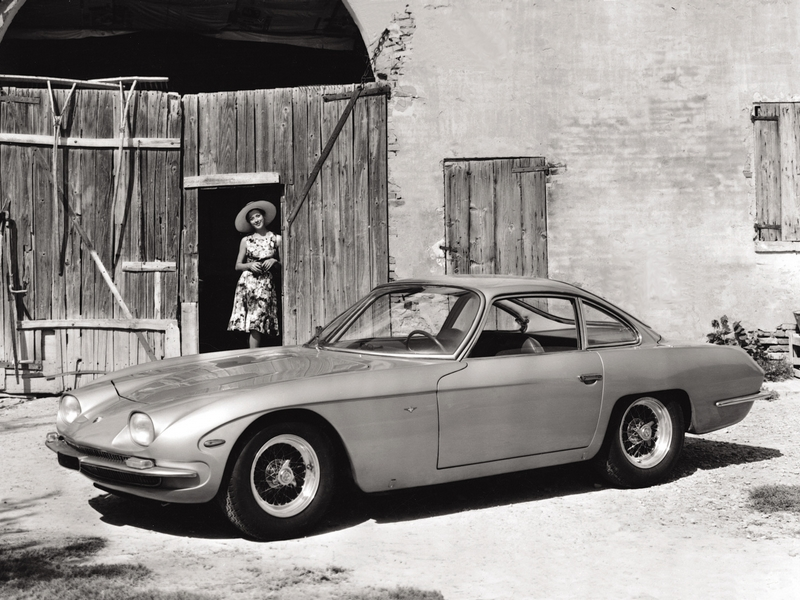 Photo of Lamborghini 350 GT – legenda születik