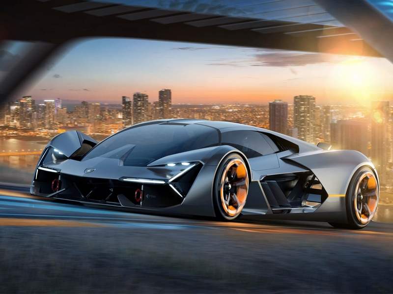 Photo of A Lamborghini jövője: Terzo Millennio