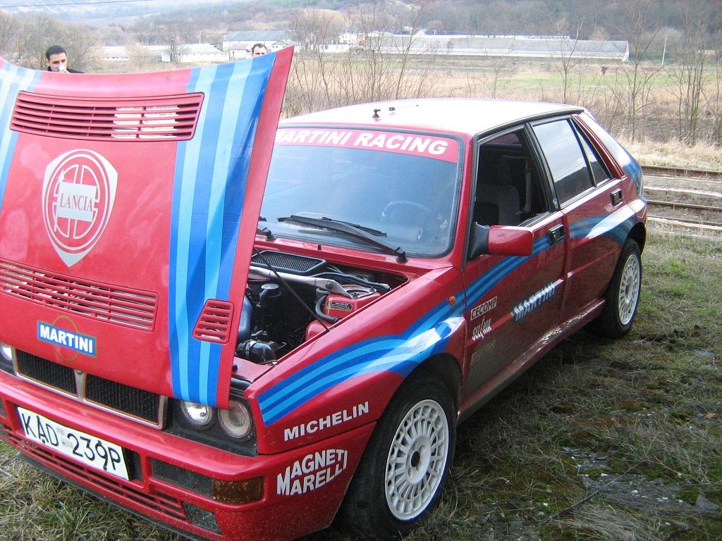 Photo of Lancia újratöltve