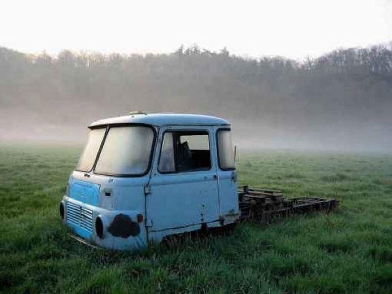 Photo of Retro vasárnap – magára hagyott járművek