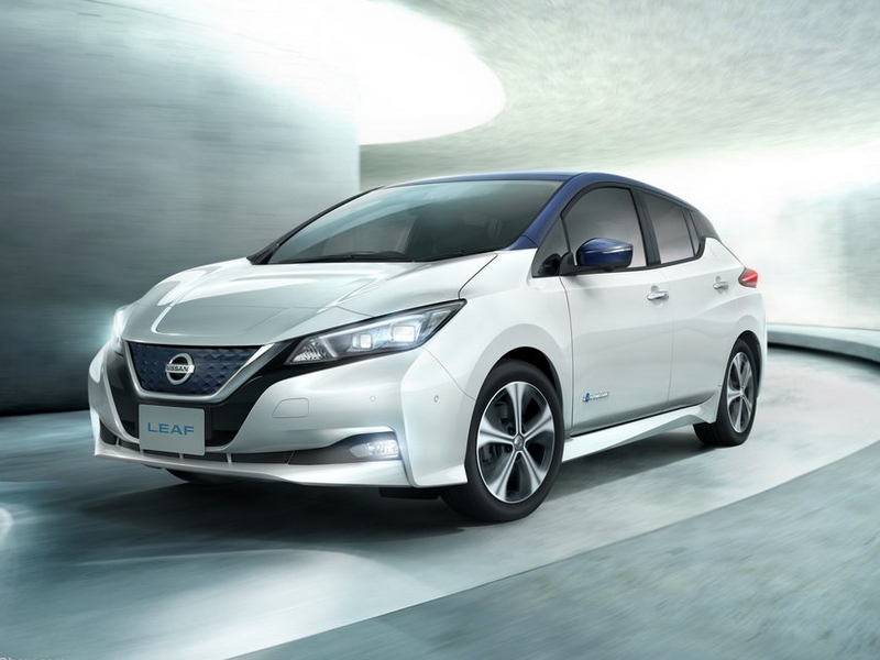 Photo of Így készül az új Nissan Leaf