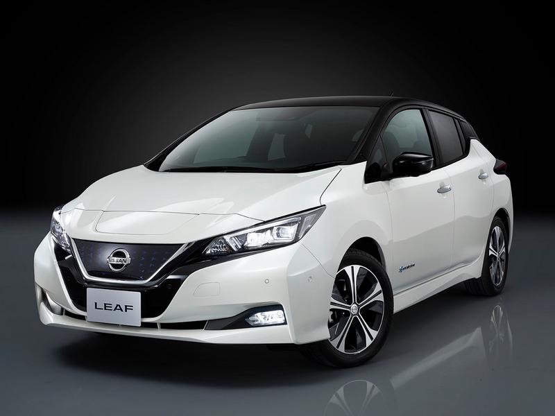 Photo of Magyarországon az új Nissan LEAF