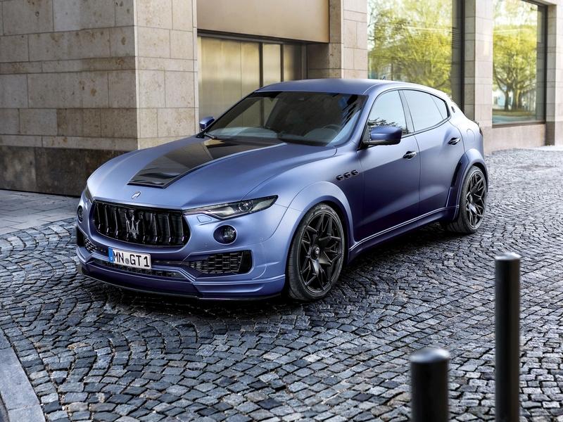 Photo of Maserati Levante Esteso