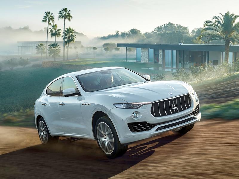 Photo of Maserati Levante – luxus-SUV