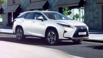 Photo of RX L – megérkezett az első hétüléses Lexus Európába